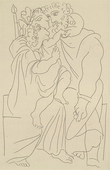 Couple with a child