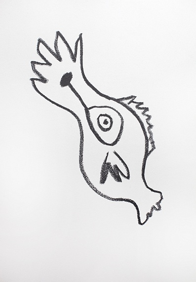 Picasso from 1916 to 1961. The fish
